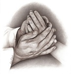 as maos de Jesus as mãos e o amor de Deus - Jesus te Ama ele está contigo