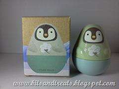 Etude House Penguin Hand Lotion, by bitsandtreats