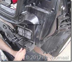 Sandero parkeersensoren inbouwen 18