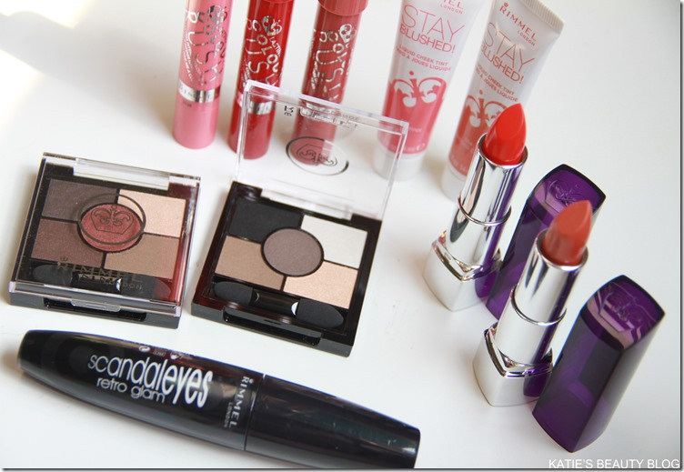 rimmel launches