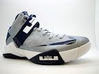 nike zoom soldier 6 tb grey navy 1 05 4 x Nike Zoom Soldier VI Team Bank: Black, Navy, Green &amp; Red