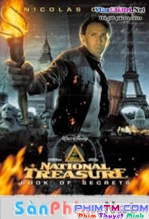 Kho Báu Quốc Gia 2 - National Treasure: Book Of Secrets Tập 1080p Full HD