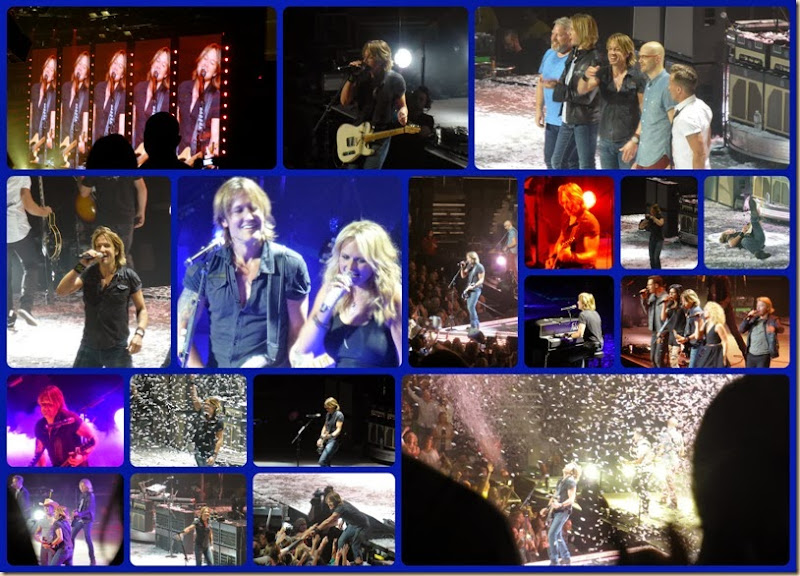 Keith Urban Collage  10-21-13