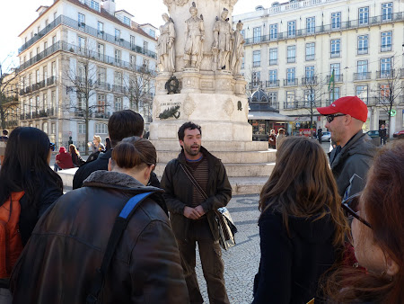 Jose, ghidul de la Free Tours Lisbon