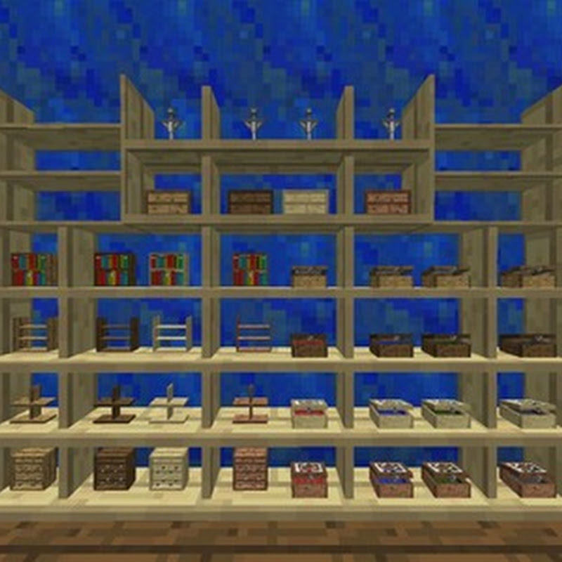 Minecraft 1.4.7 - BiblioCraft Mod