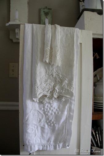 linens on door 1