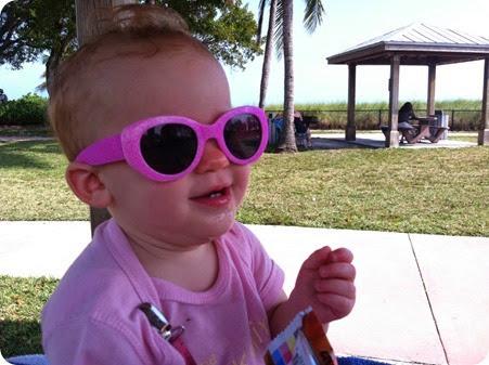 Liberty's New Sunglasses