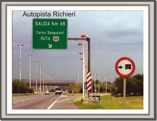 Salida Km 46