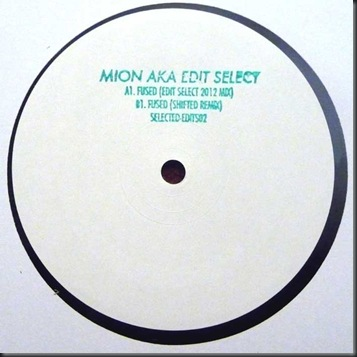 Mion Aka Edit Select ‎– Fused