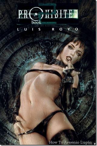 2012-01-15 - Luis Royo - Varios