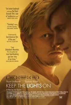 Poster Keep the lights on