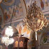 Intérieur de leglise orthodoxe de St Gabriel