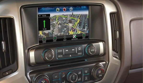 Chevrolet upcoming cars will be installed with 4G LTE internet
