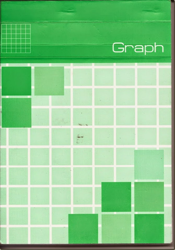 Alvin Graph Pad no ALG16 5 point 8 by 8 point 3 inches