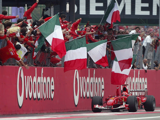 Monza: The Pride of Italy 1
