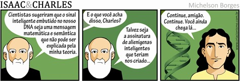 Isaac & Charles_Sinal inteligente