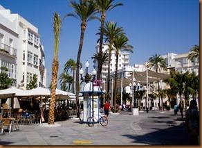 Cadiz, plaza