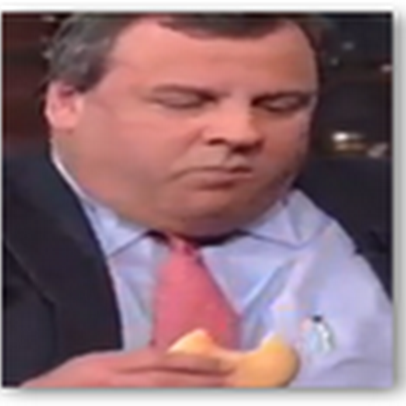 Christie on Letterman: I'm The Healthiest Fat Guy You Have Ever Seen–Humor (Video)