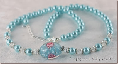 crystal blue persuasion necklace