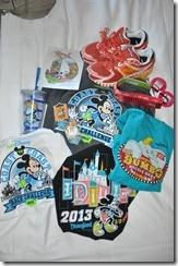 Disneyland Half Marathon Expo Gear