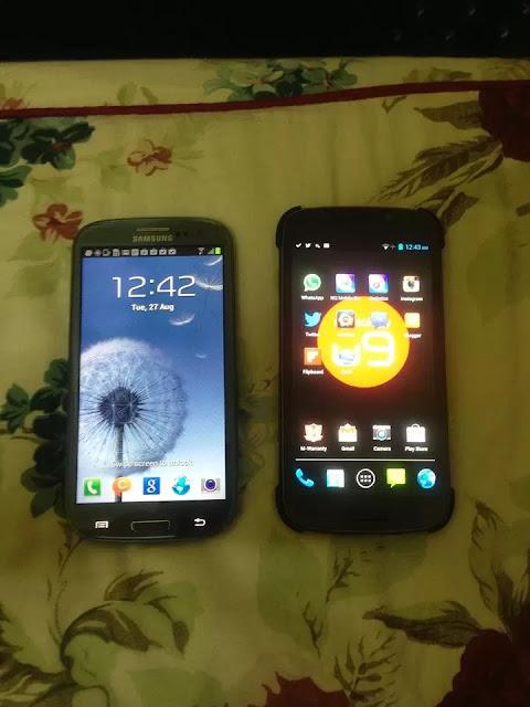 Ninetology atau Samsung ?