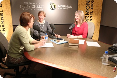 Sister Beck-Mormon Mommy Blogs-Women in Mormon Church