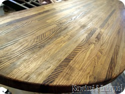Butcher Block Counter Tutorial {Sawdust and Embryos}