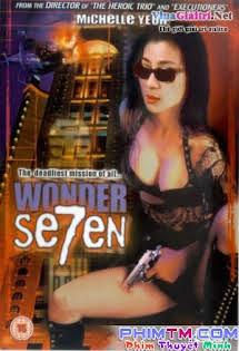 Thất Kim Cương - Wonder Seven Tập HD 1080p Full