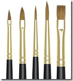 sableBrushes