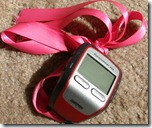 Garmin ribbon