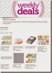 weekly deals 2