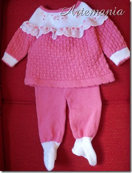 trico bebe 012