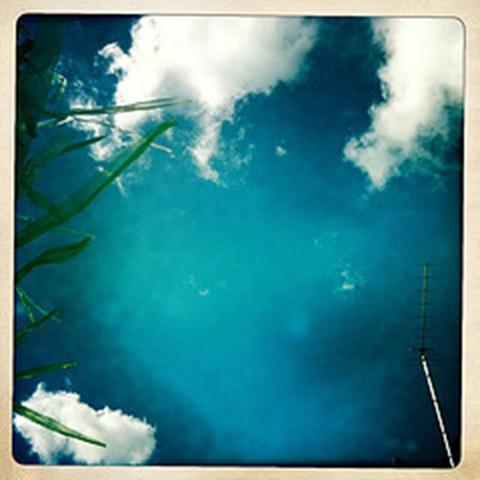May - something blue