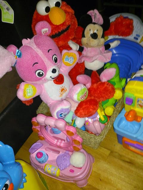 Les cadeaux de Noël de Bébé Radieuse #VTech #FisherPrice #BabyEnstein
