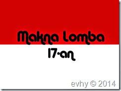 Makna Lomba 17-an