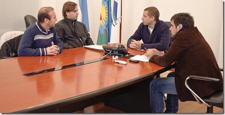El municipio brindó su apoyo al Aeroclub de Santa Teresita