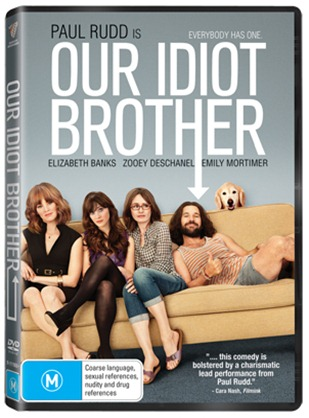 our idiot brother dvd