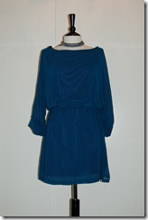 Vest Amorina Azul