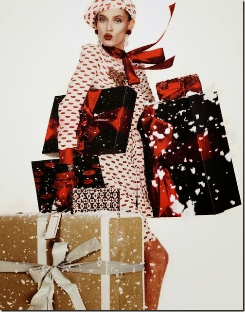 vogue paris christmas