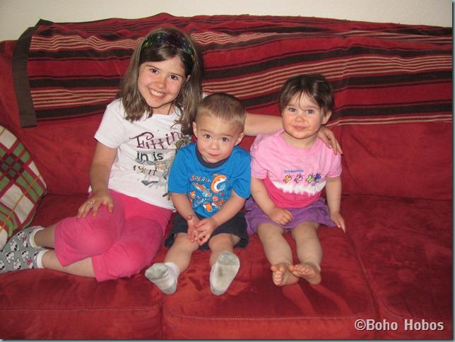 Monster High Girl, Nephew & Cindy