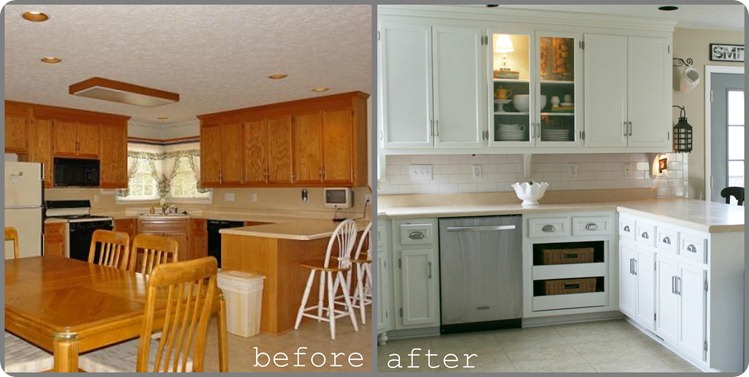 Kitchen Before And After kitchen after | 320 * sycamore