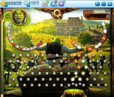 Pako King DreamWorks Adventures para Facebook