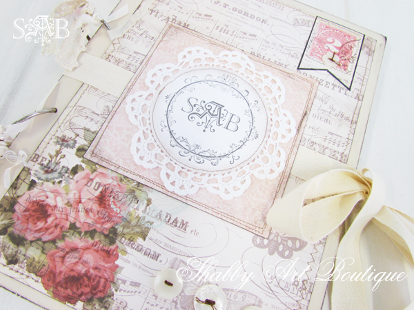 Shabby Art Boutique - Blog Planner 10