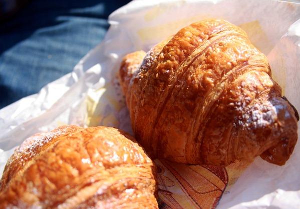 Montpellier Bakery Crossaint
