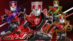 Hình Ảnh Kamen Rider Drive
