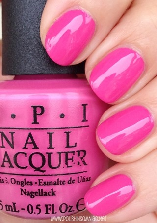 OPI Suzi Has A Sweet Tooth
