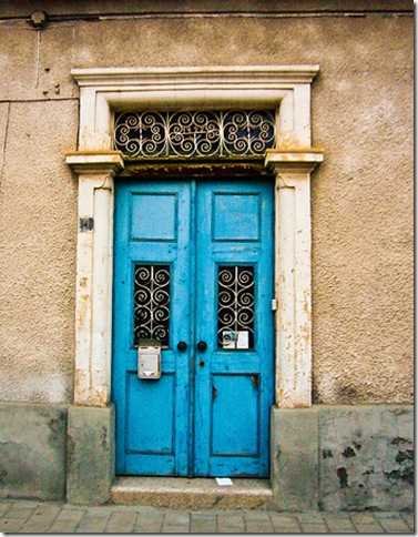Blue-Front-Doors