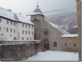 Iglesia d ela Virgen de Roncesvalles