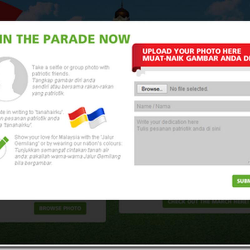 Kempen 'Unite For Malaysia Parade' #unite4msia