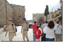 Oporrak 2011 - Israel ,-  Jerusalem, 23 de Septiembre  414